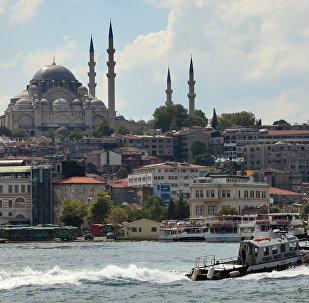 Стамбул - рекадр