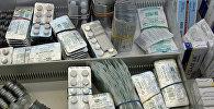 Архивное фото медикаментов