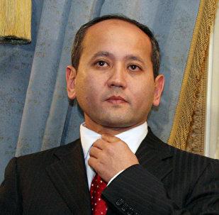 Архивное фото Мухтара Аблязова, 2006 год