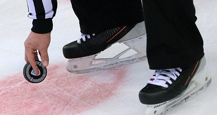 Хоккей. КХЛ. Архивное фото