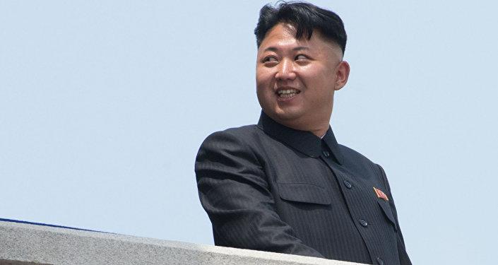 КХДР президенті Ким Чен Ын