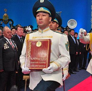 Инаугурация Назарбаева