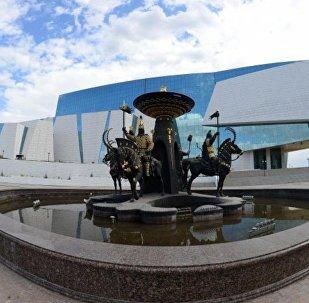 Национальный музей РК. Архивное фото - рекадр