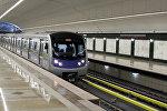 метро в Алматы