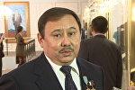 Казахстанский космонавт Талгат Мусабаев. Архивное фото - рекадр