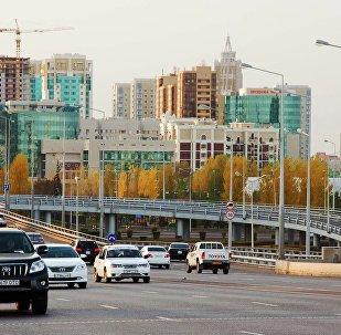 Астана. Архивное фото - рекадр