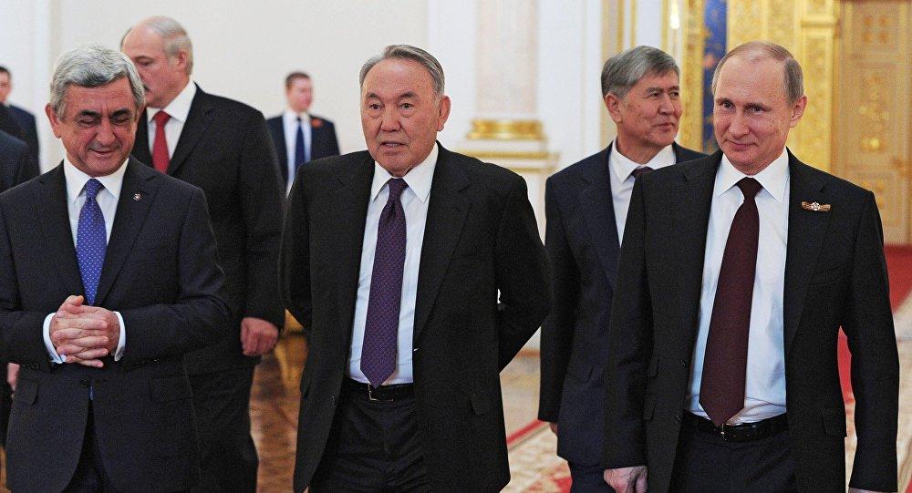 Бишкекская встреча лидеров ЕАЭС запланирована на 13