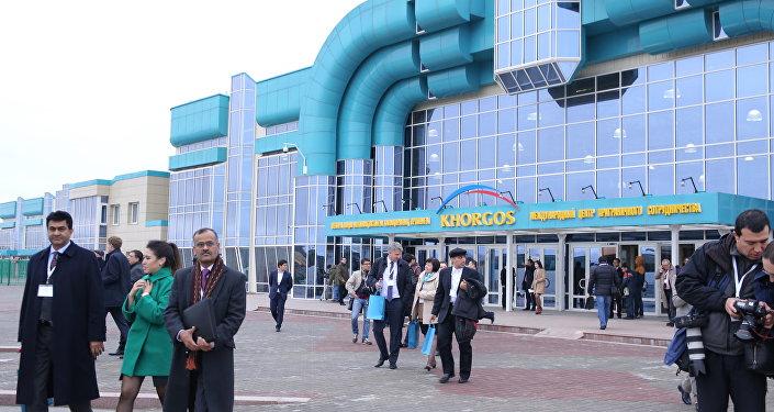 Қорғас халықаралық шекаралық ынтымақтастық орталығы